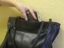 Peněženka nahoře v tašce