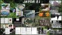 Informační baner k objektu JAVOR 51