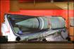 Detail jaderné hlavice pro  raketu SS 21 / SSSR