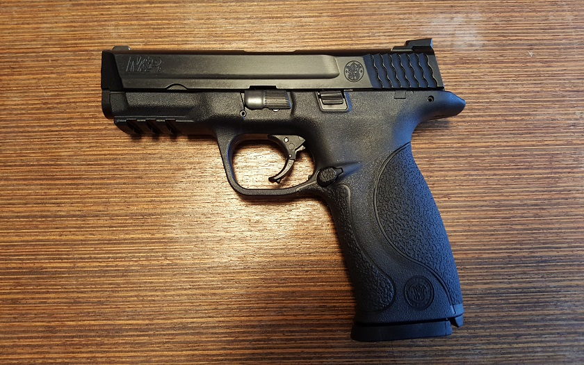 Smith&Wesson M&P9 CARRY RANGE KIT