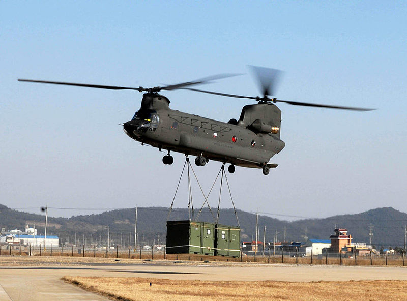 Boeing CH-47 Chinook/UNC - CFC - USFK
