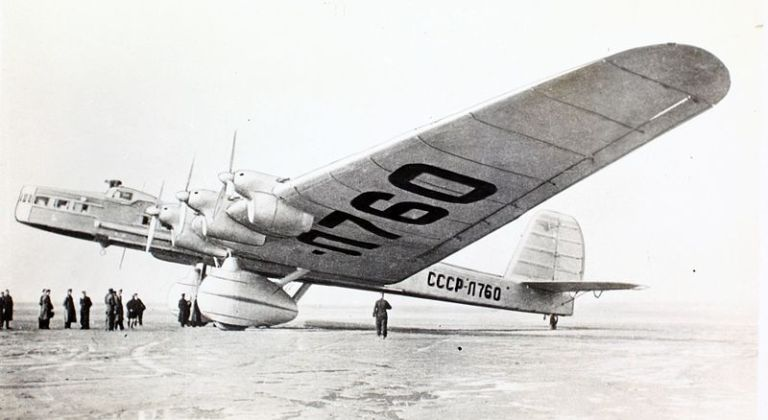 Tupolev ANT-20bis (SDASM Archives)