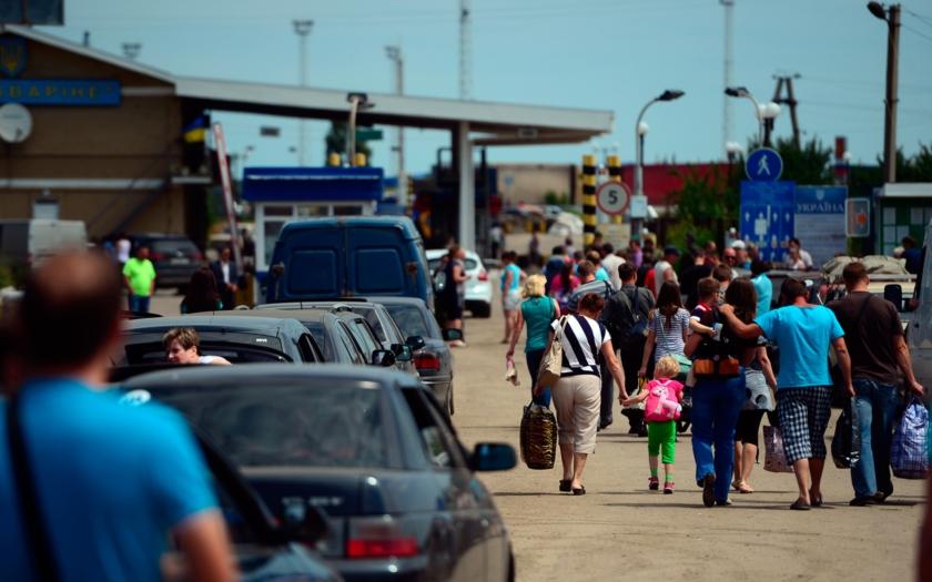 Nové kolo války na Ukrajině přivede do ČR tisíce imigrantů - včetně pravicových extrémistů