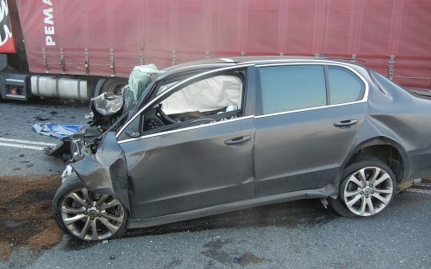 Tragická nehoda v Mostech u Jablunkova