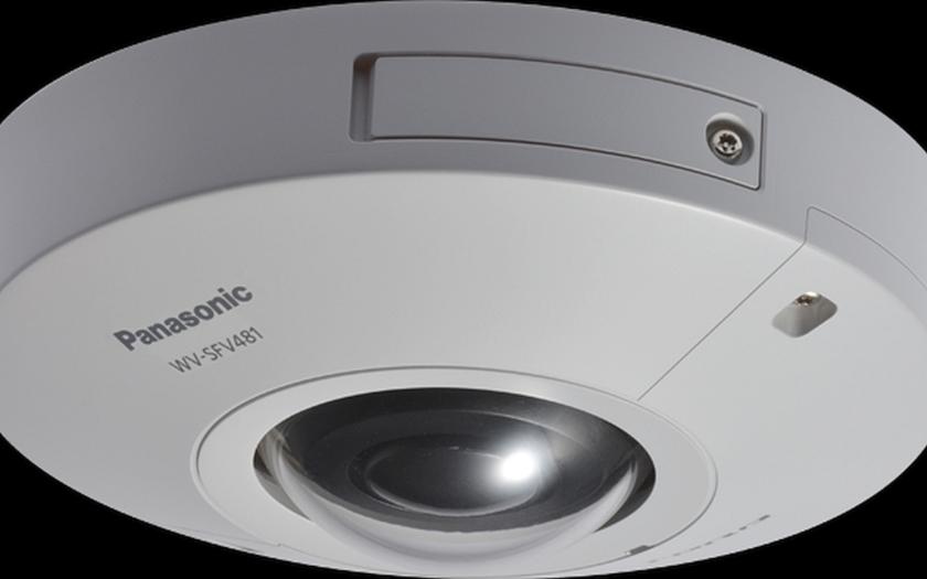 Společnost Panasonic uvádí kameru Ultra 360°