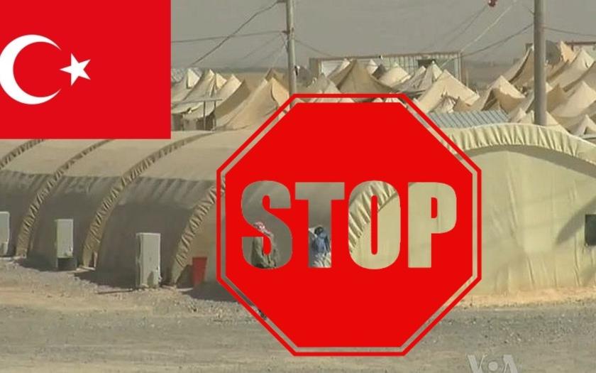 Turecko nezvládá příliv kurdských uprchlíků ze Sýrie