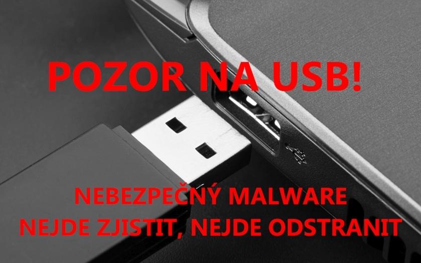 Váš počítač i mobil v ohrožení! Od této chvíle nepoužívejte neznámá USB zařízení