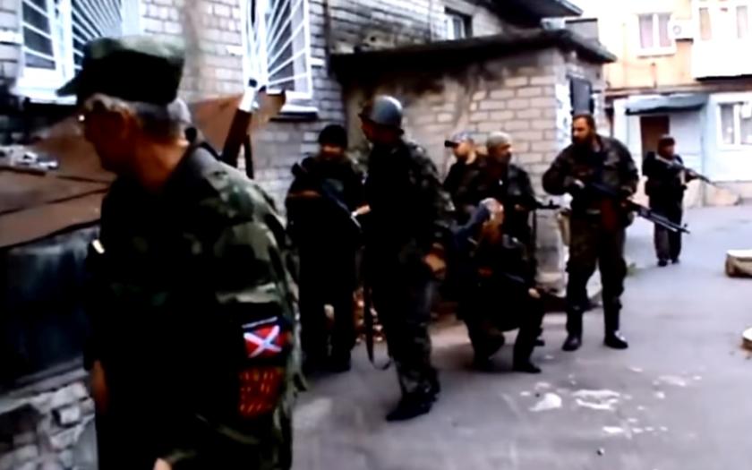 Jak vypadá válka na Ukrajině v přímém přenosu?