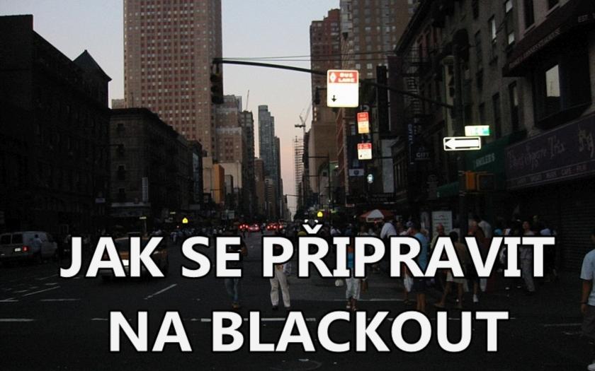 Jak se připravit na výpadek elektřiny?