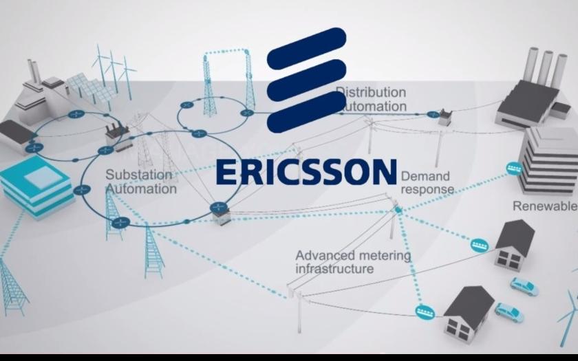 Ericsson uzavřel akvizici s poskytovatelem komunikačních technologií pro smart grids
