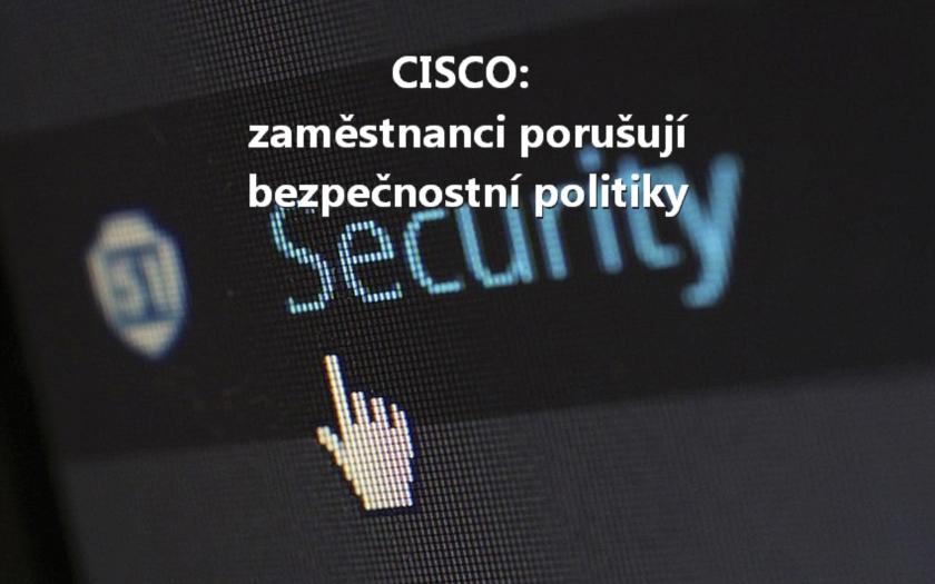 Třetina zaměstnanců neřeší IT bezpečnost a jsou potencionálním rizikem pro firmu