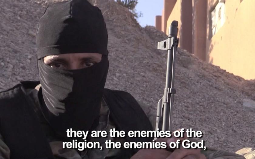 Pohled do života islamistů v Sýrii. Ozbrojené střety mezi Kurdy a muslimy v Německu