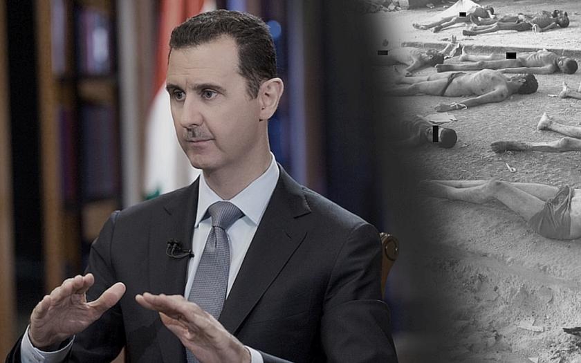 Mučení v Sýrii. Nezvratné důkazy!