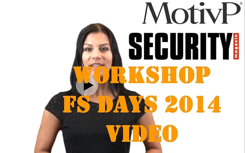 Workshop Security magazínu - VIDEO