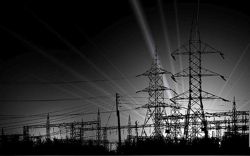 Až 100 tisíc Pražanů na dvacet minut bez elektřiny