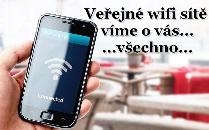 Používáte veřejné wifi sítě na mobilu nebo tabletu? Riskujete. A hodně.
