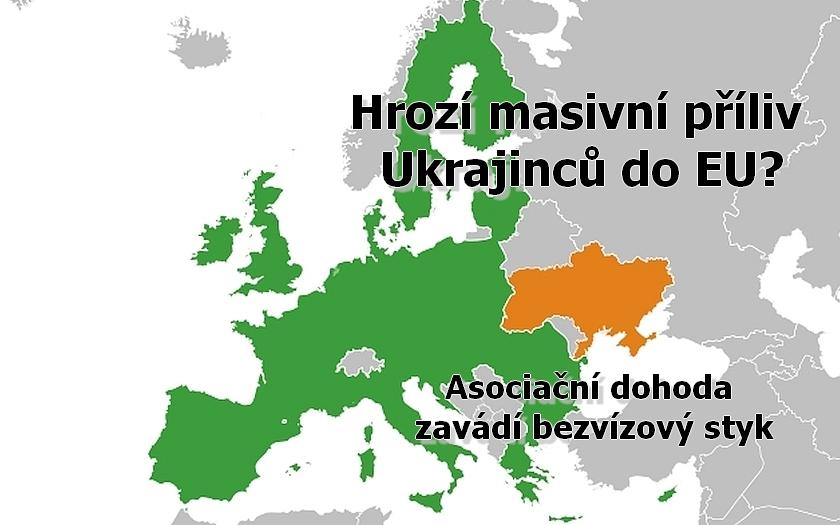 Skrytá rizika Asociační dohody mezi EU a Ukrajinou