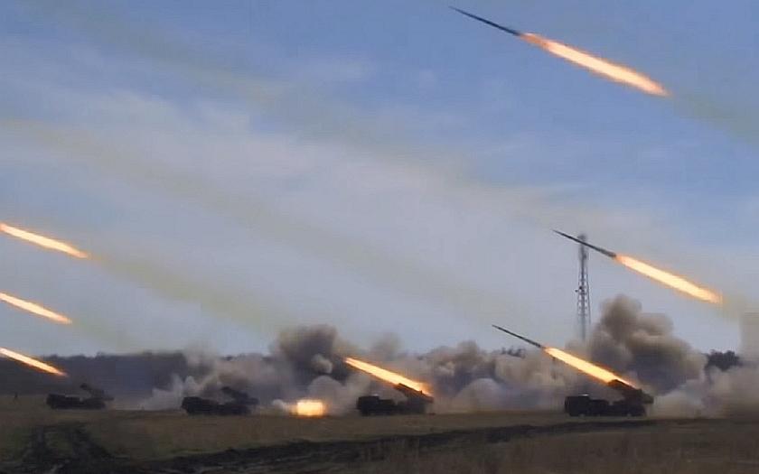 Rusové osmnáctkrát zvýšili výdaje na zbrojení!