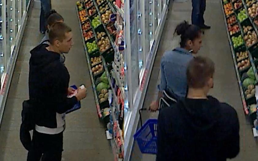 Ostrahu obchodu v Brně ohrožoval zloděj nožem. Policie hledá pachatele