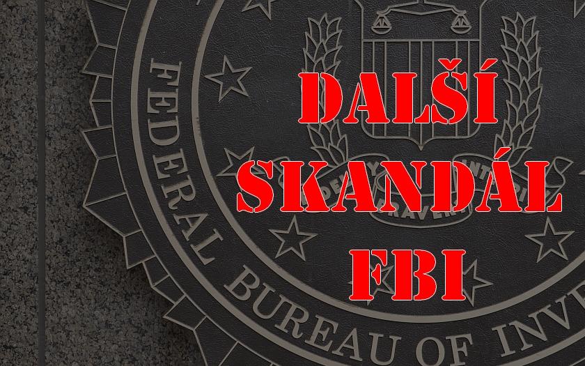Jak vyšetřuje FBI – čerstvý skandál v USA