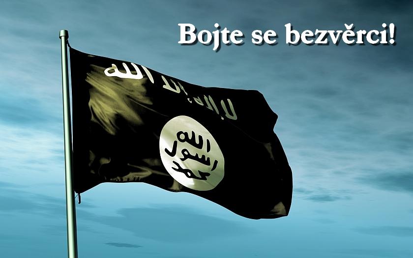 Belgický džihádista vyhrožuje: &quote;Všichni nevěřící budou zavražděni!&quote;