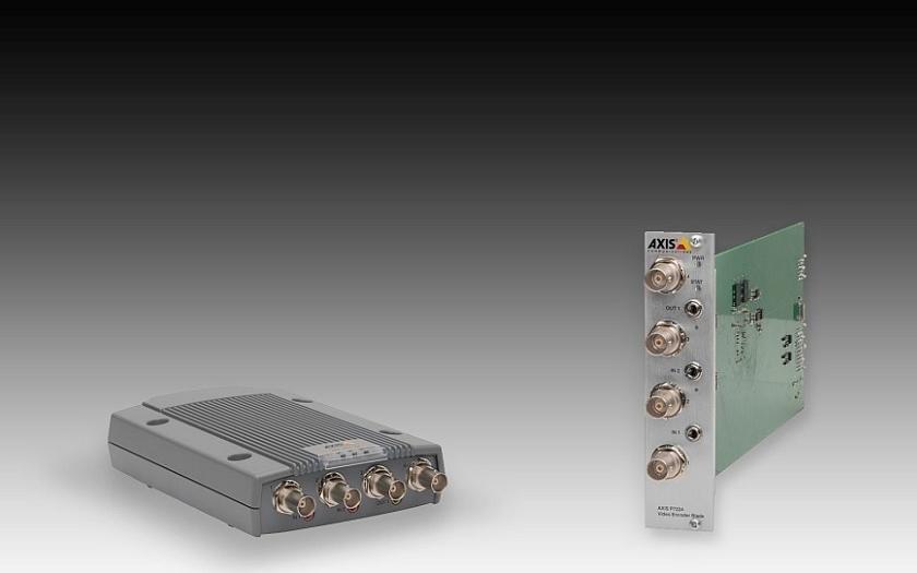 Enkodéry - elixír mládí pro analogové kamerové systémy