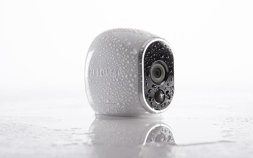 NOVINKA - plně bezdrátová FULL HD bezpečnostní kamera - první na světě