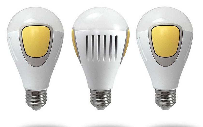 Inteligentní žárovka pro bezpečný domov