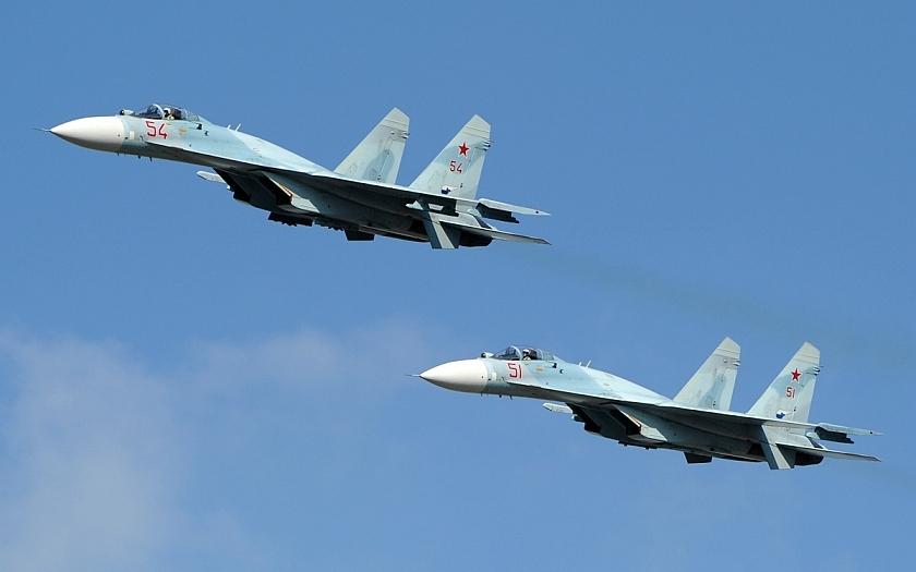 Sto střetů letadel Ruska a NATO na hranici Evropy