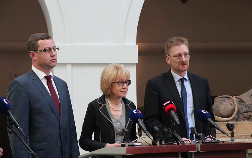 Seminář ve sněmovně: Marek Černoch zabránil válce státních zástupců a ministryně spravedlnosti