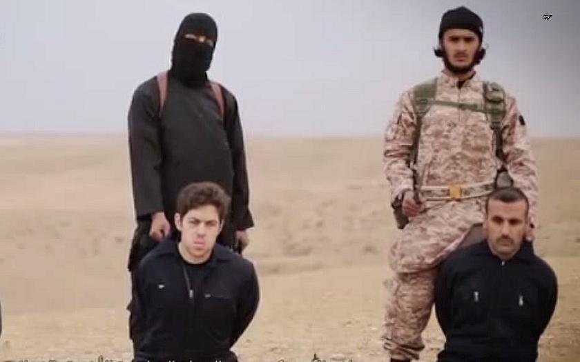 Další děsivý vzkaz radikálů Islámského státu anglosaské civilizaci
