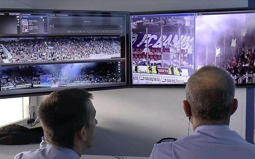 Panomera hlídá fotbalové stadiony
