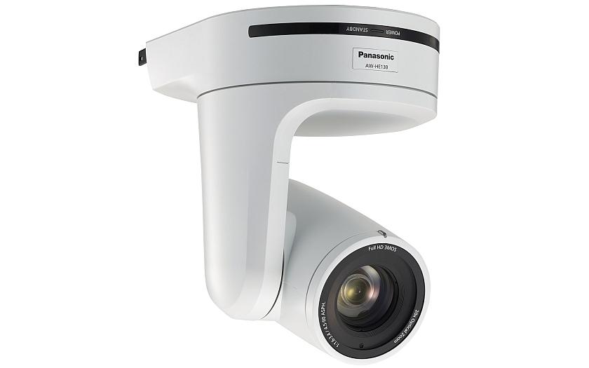 Panasonic uvádí novou kameru s dálkovým ovládáním AW-HE130
