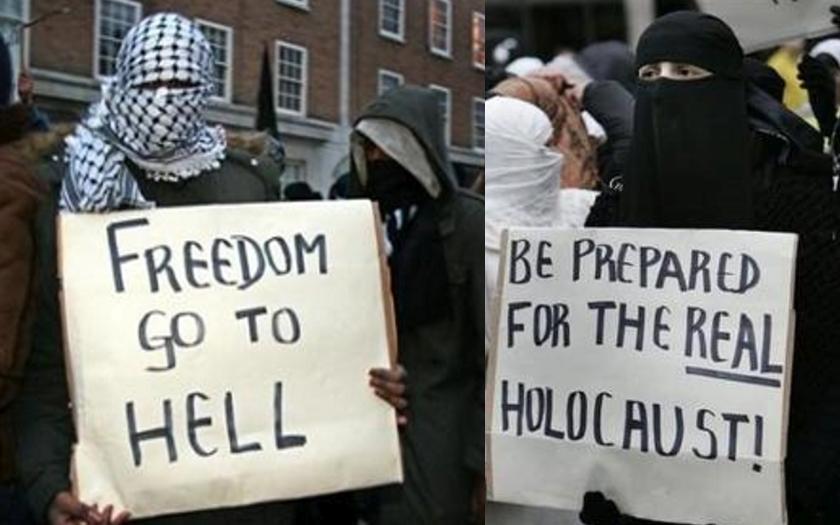 Evropa znásilněná islámem