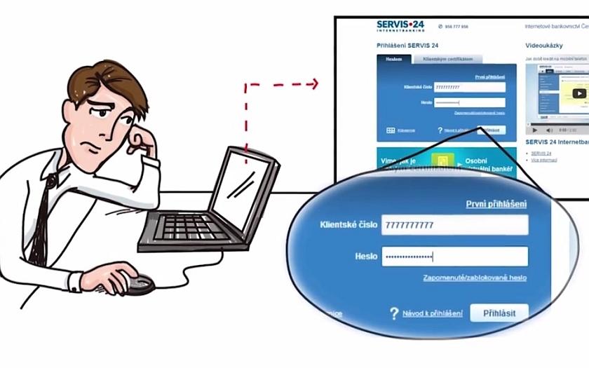 Bankovní podvody přes Facebook