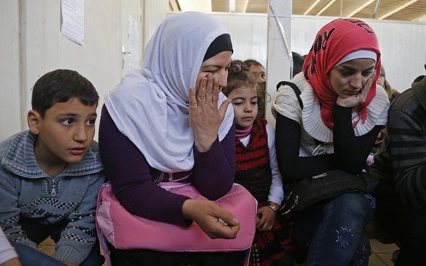 OSN bude žádat země Evropské unie, aby přijaly uprchlíky z Blízkého východu!