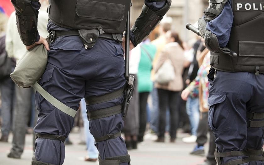 &quote;Policie nemůže zajistit bezpečnost občanů&quote; burcují belgické policejní odbory