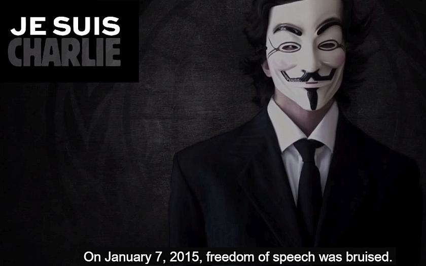 Válka hackerů - Anonymous proti islámistům