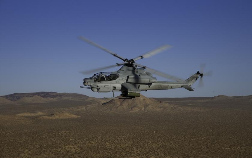 Nové vrtulníky pro armádu ČR