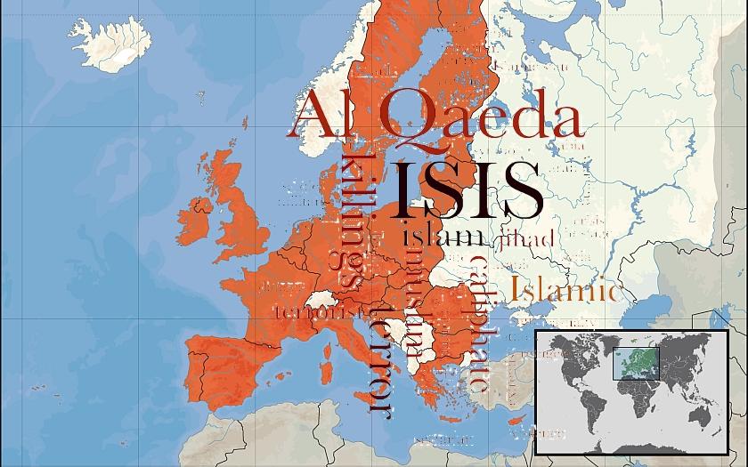 Islámisté budují základnu v Bosně.