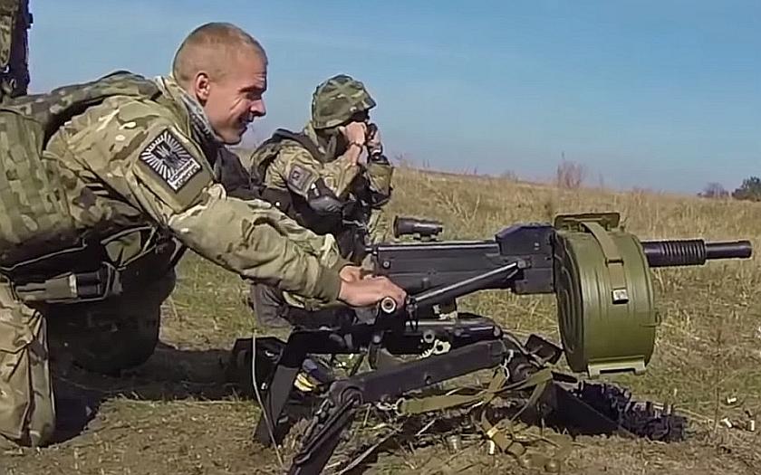 Ukrajinci nasadili v boji úplně všechno!