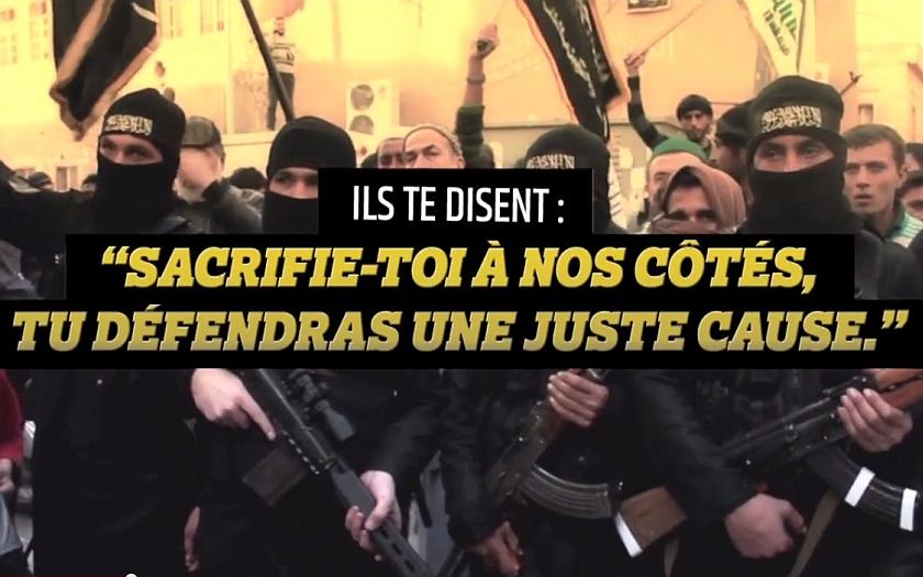 Francie vyhlásila válku islámskému státu - šokující video sdíleno na sociálních sítích