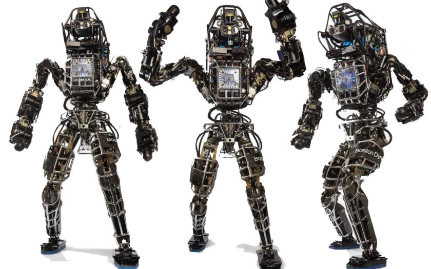 Roboti závodí o miliony dolarů