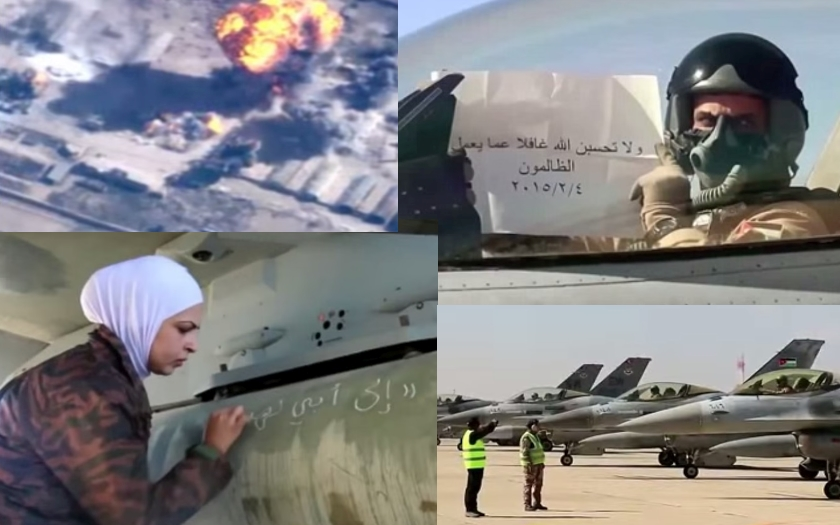 Jordánsko: Toto je třetí světová válka