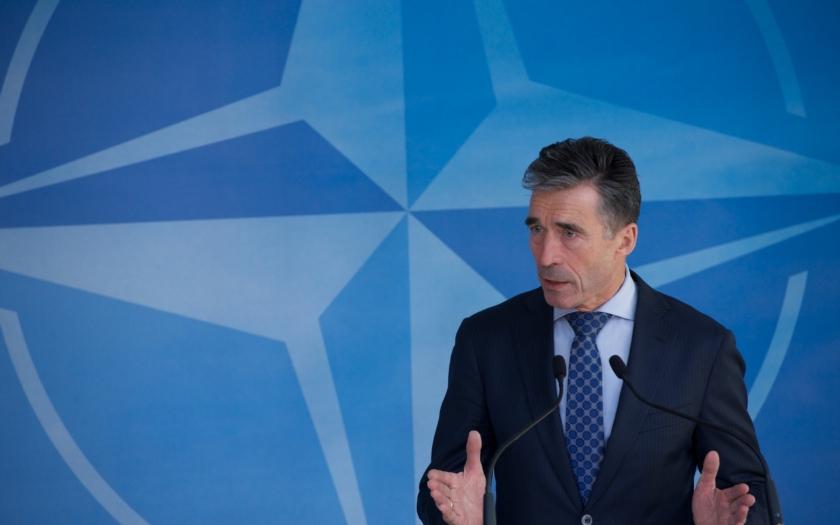 Rasmussen: Putin by mohl zahájit hybridní útok na Pobaltí