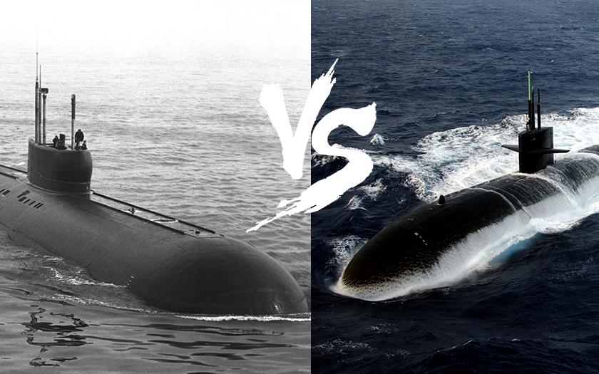 Nejrychlejší ponorka světa je - která vlastně?
