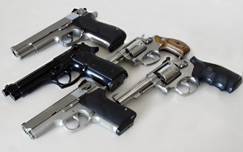 Česko podalo žalobu proti evropské směrnici o zbraních