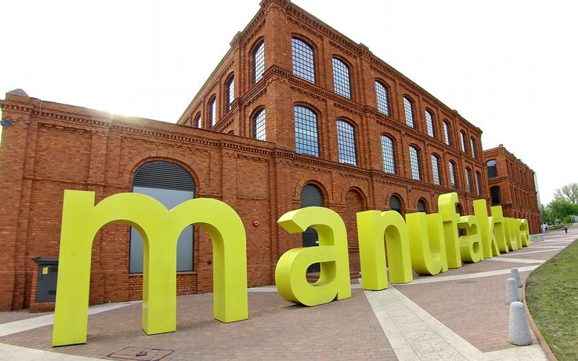 M2C zabezpečí polské nákupní středisko Manufaktura