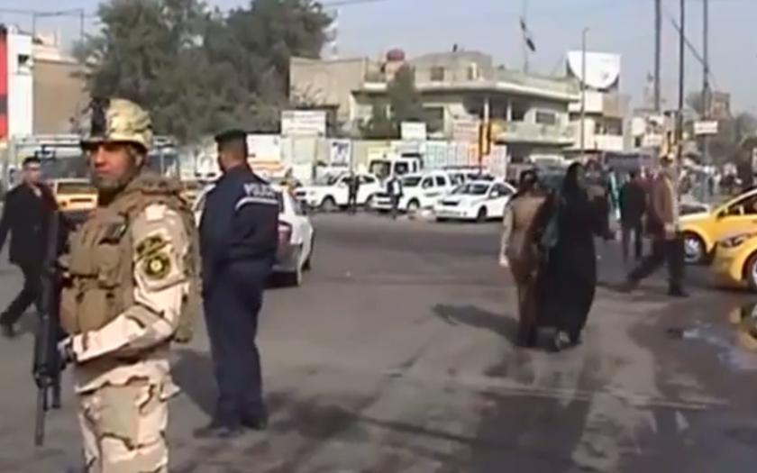 V Bagdádu jsou po zrušení zákazu vycházení další mrtví