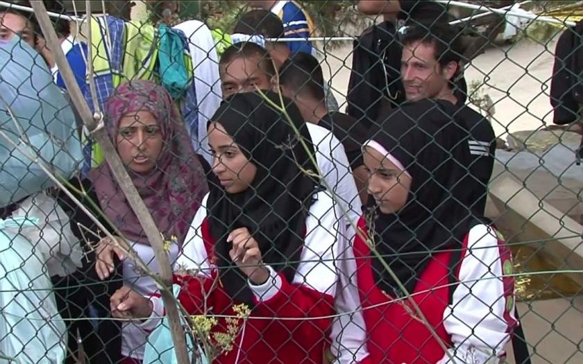 Teror v německých uprchlických táborech. Obětí jsou syrští křesťané